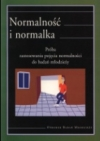 Normalność i normalka
